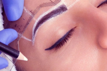 Semi-Permanent Makeup- Microblading